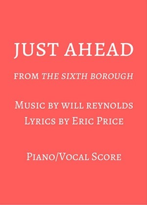 Just Ahead - Piano/Vocal Score