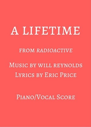 A Lifetime - Piano/Vocal