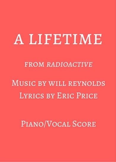 A Lifetime - Piano/Vocal