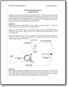 MFJ-306 world band explorer shortwave converter user manual