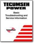 Tecumseh Basic Engine Service Information