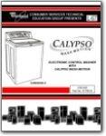 Whilrpool Calypso Washer - Service Manual