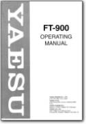 Yaesu FT-900 User Manual
