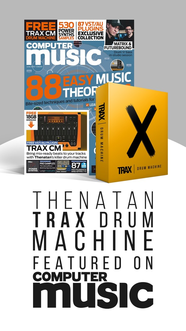 TRAX VST - BEST SELLING DRUMS ★
