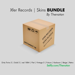 Xfer Records - Serum Skins Bundle