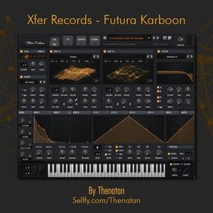 Xfer Records - Futura Karboon