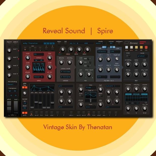 Reveal Sound - Vintage