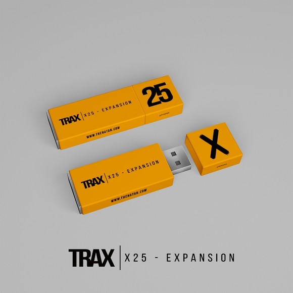 X25 - TRAX EXPANSION ☆ Out Now! | AudioSEX - Professional