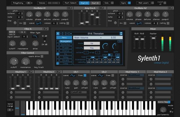 Lennar Digital - Sylenth1