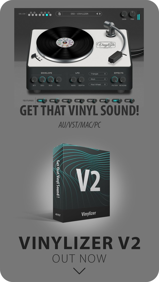 Introducing Vinylizer VST / A Must Have Lofi Tool - Gearslutz