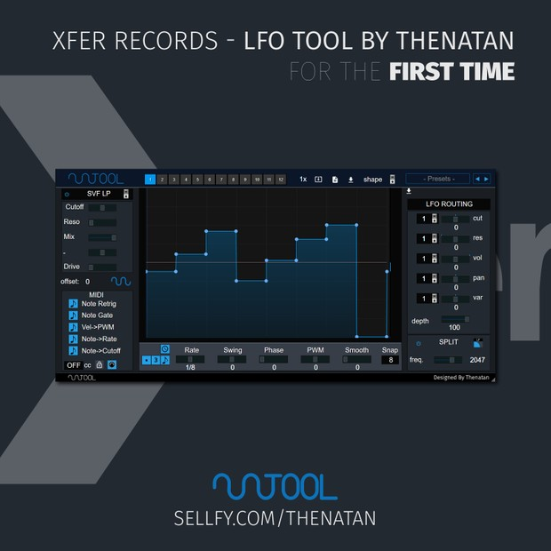 Xfer Records - LFOTOOL Pack