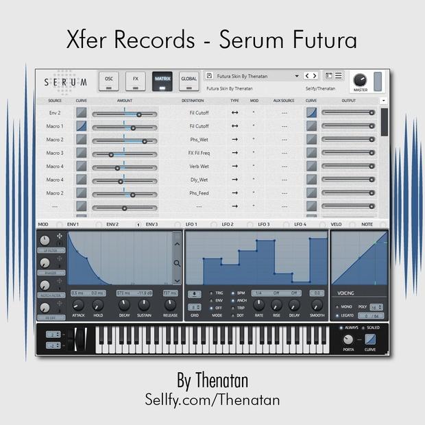 Xfer Records - Futura