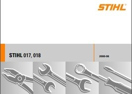 Stihl 017 018 Chain Saws & Parts Workshop Service Repair Manual Download