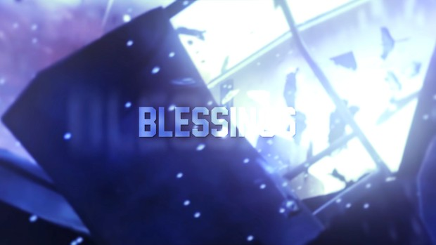 Blessings Project Files.