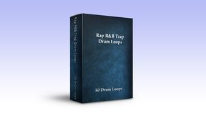 R&B Rap Trap Drum Loops