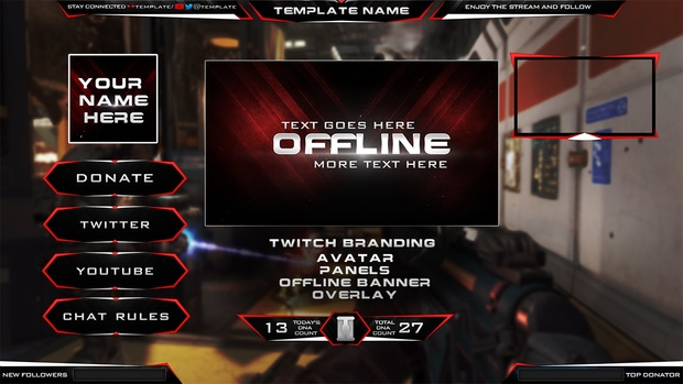 Full Twitch Package v1