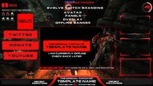Full Twitch Package v2