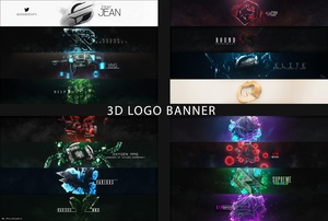 3D Clan Logo Banner [ADD SKYPE ONLY IF U ORDERED]