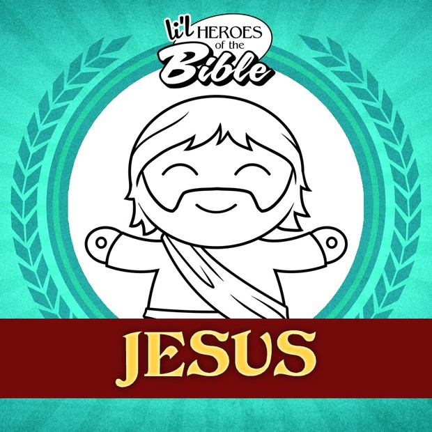 L'il Heroes of the Bible: Jesus