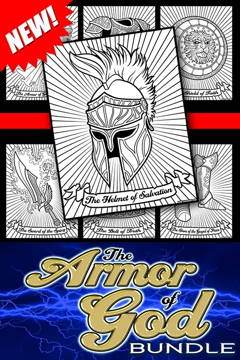 The Armor of God Bundle Pack