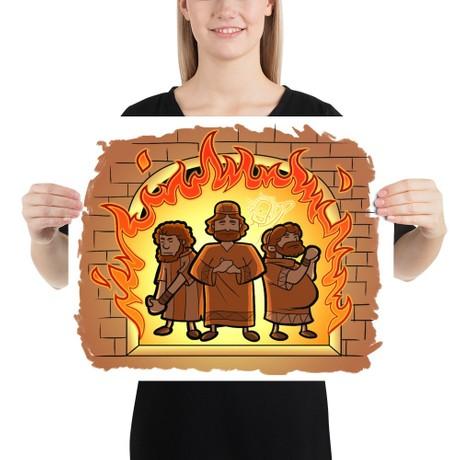 The Fiery Furnace Print