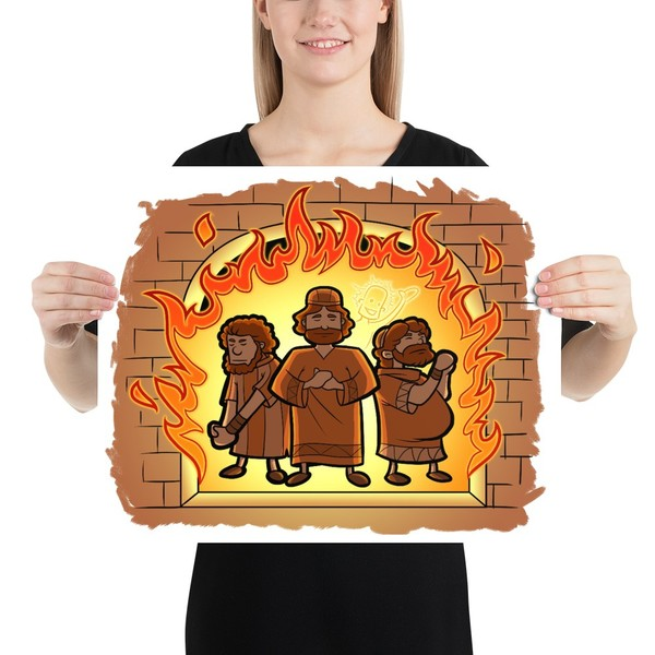The Fiery Furnace Print
