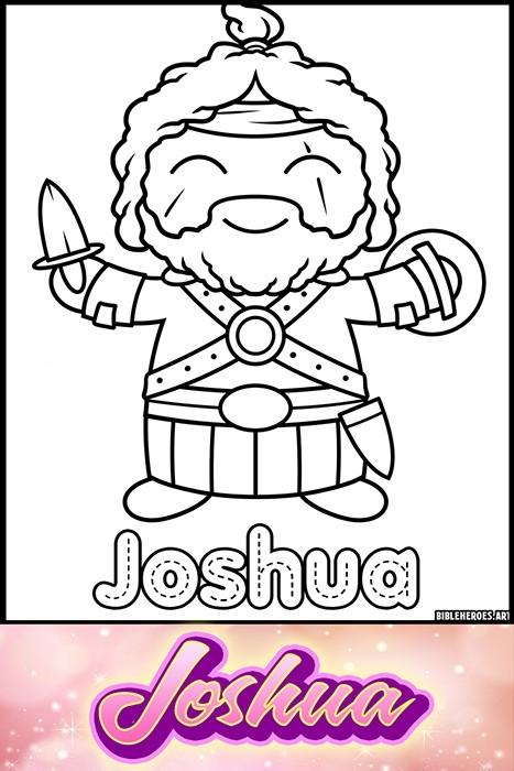 Li'l Heroes of the Bible: Joshua