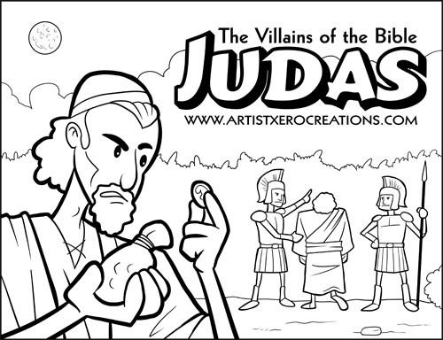 The Villains of the Bible: Judas