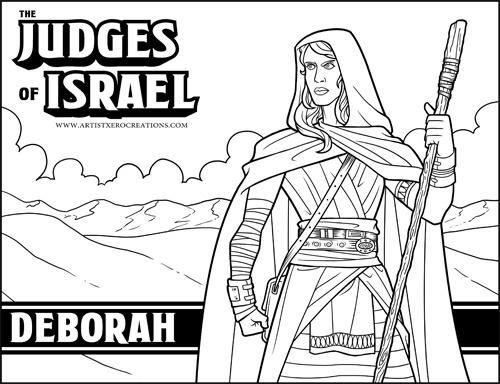 The Judges of the Bible: Deborah