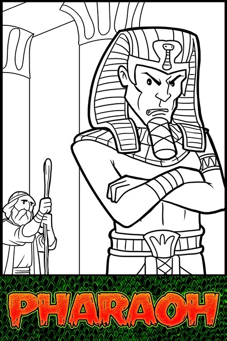 The Villains of the Bible: Pharaoh