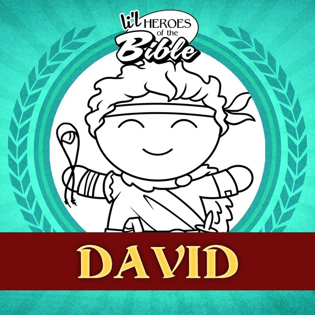 L'il Hereos of the Bible: David