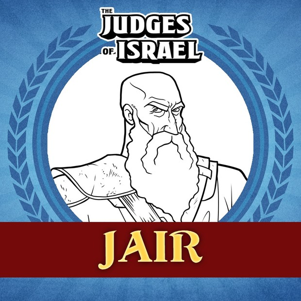 The Judges of Israel: Jair