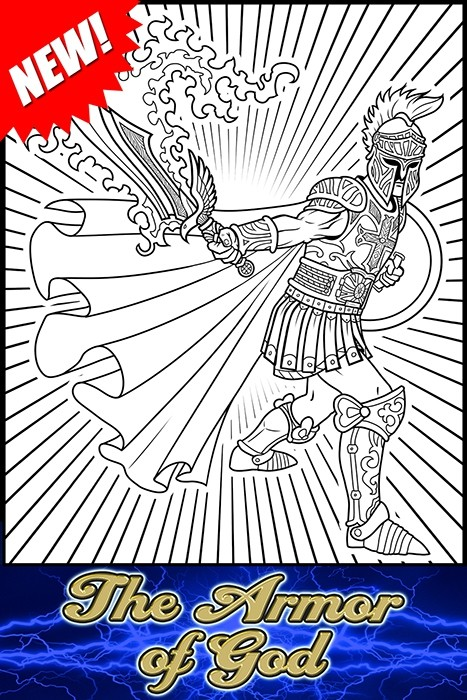 The Armor of God: The Full Armor of God