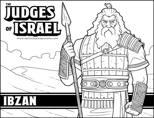 The Judges of Israel: Ibzan