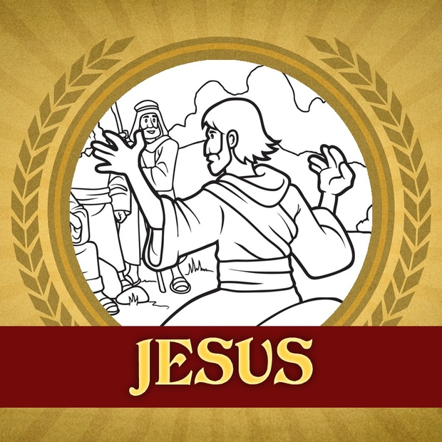 The Heroes Of Bible Coloring Pages Jesus Sermon On Mount