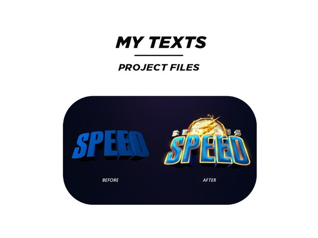 MY TEXTS | Project Files