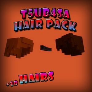 T5UB4SA Simple Hair Pack