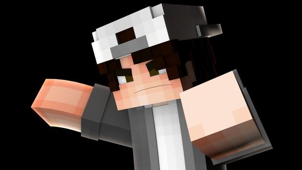 Minecraft Intro (2/3) ON