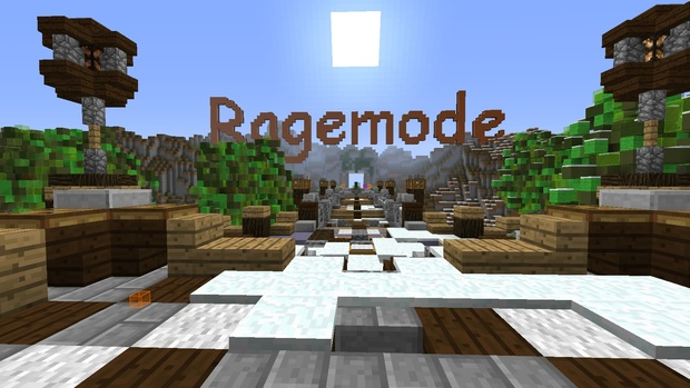 Pre-made Minecraft minigames server 6 Minigames + Awsome Lobby with gadgets! Latest MC version!