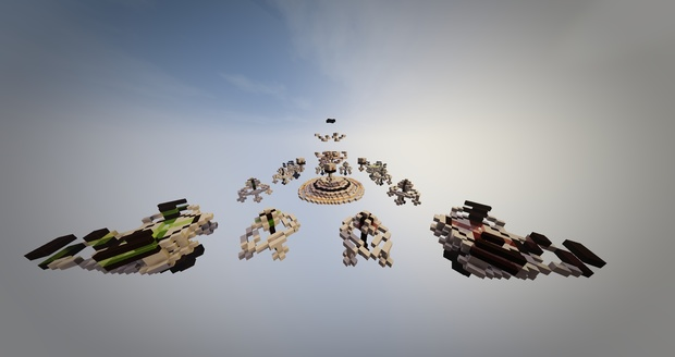 Full premade minigames server 12+ minigames and easy to use and start! Latest MC version!