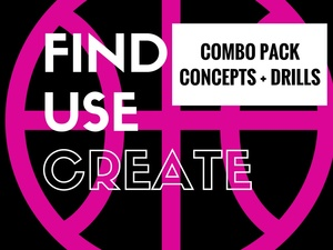 Find Use Create Combo Pack - Concepts + Drills