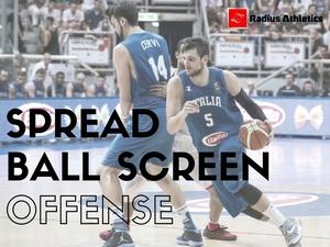 Spread Ball Screen Offense