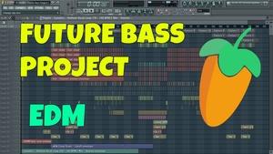 FL Studio - Future Bass Project (.flp)