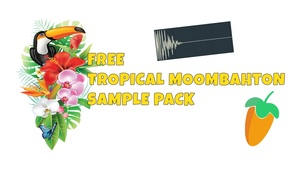 Free Tropical Moombahton Sample Pack
