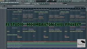 FL Studio - Moombahton Chill Style Proyect (Full version FLP)