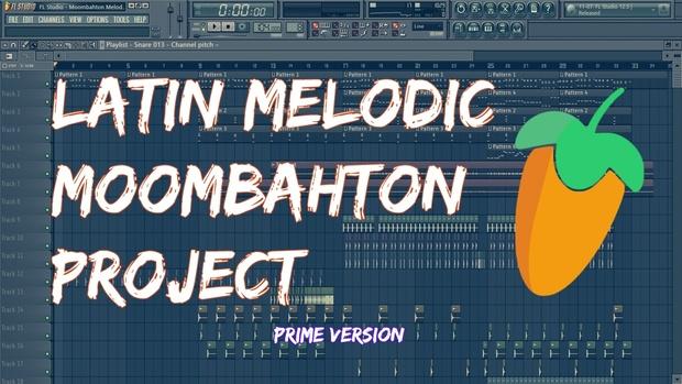 FL Studio - Moombahton Melodic Project (Prime Version)