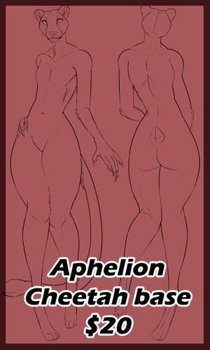 Aphelion Lineart