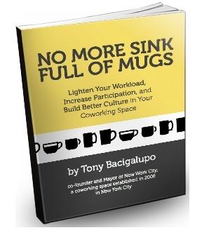 No More Sink Full of Mugs