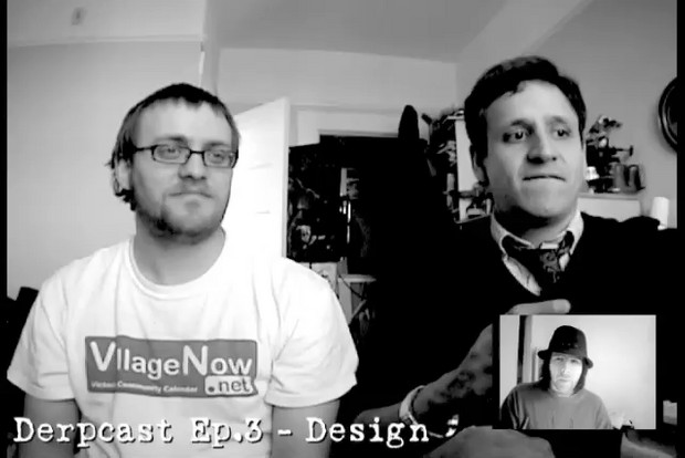 The Derp Show Episode 3 - Design