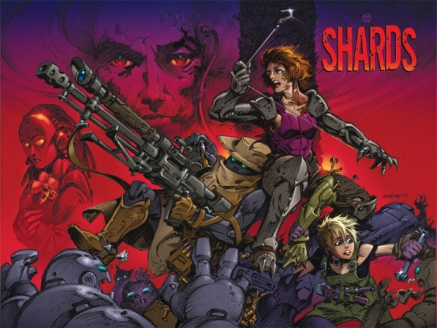 SHARDS: Tales from the Ruin Nation (High Res PDF)